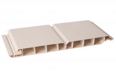 Paneele Wand- und Decke 17/200mm cremeweiß