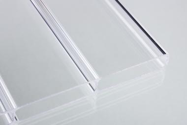 Stegdoppelplatte-Acrylglas Breitkammer 16mm