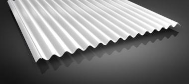 WELLBLECH Dachplatten 0.5mm 13 Farben+längengenau