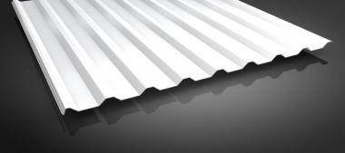 Trapezblech Stahlblech 0.45mm SoPosten Profil 20/1100 5 Farben
