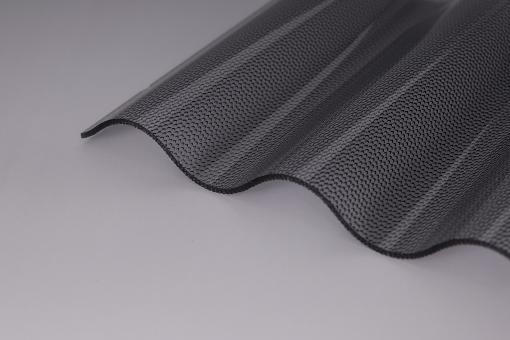 Lichtplatte Acryl 2,5mm Perle-graphit