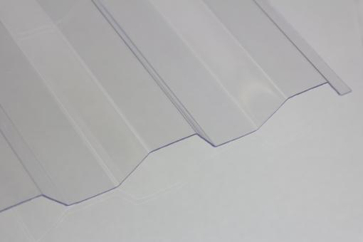 Lichtplatte ONDEX BIAXIAL gereckt - die UNKAPUTTBARE hohe Garantie TRAPEZPROFIL