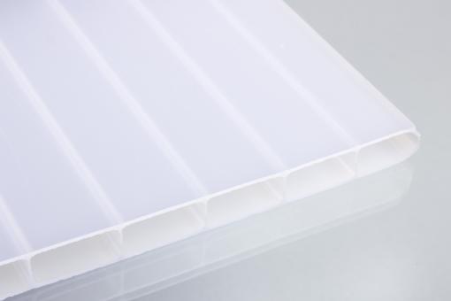 Stegdoppelplatte-Acrylglas hitzereduzierend