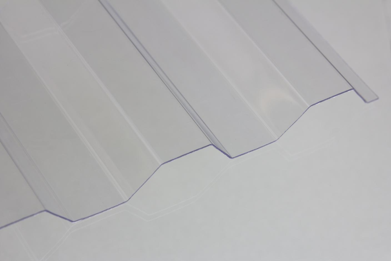 Lichtplatte SOLLUX fest+stabil-BIAXIAL gereckt PVC TOP