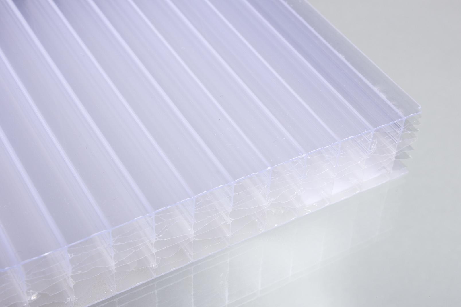 Stegsechsfachplatten Temp Reduzierend 32mm