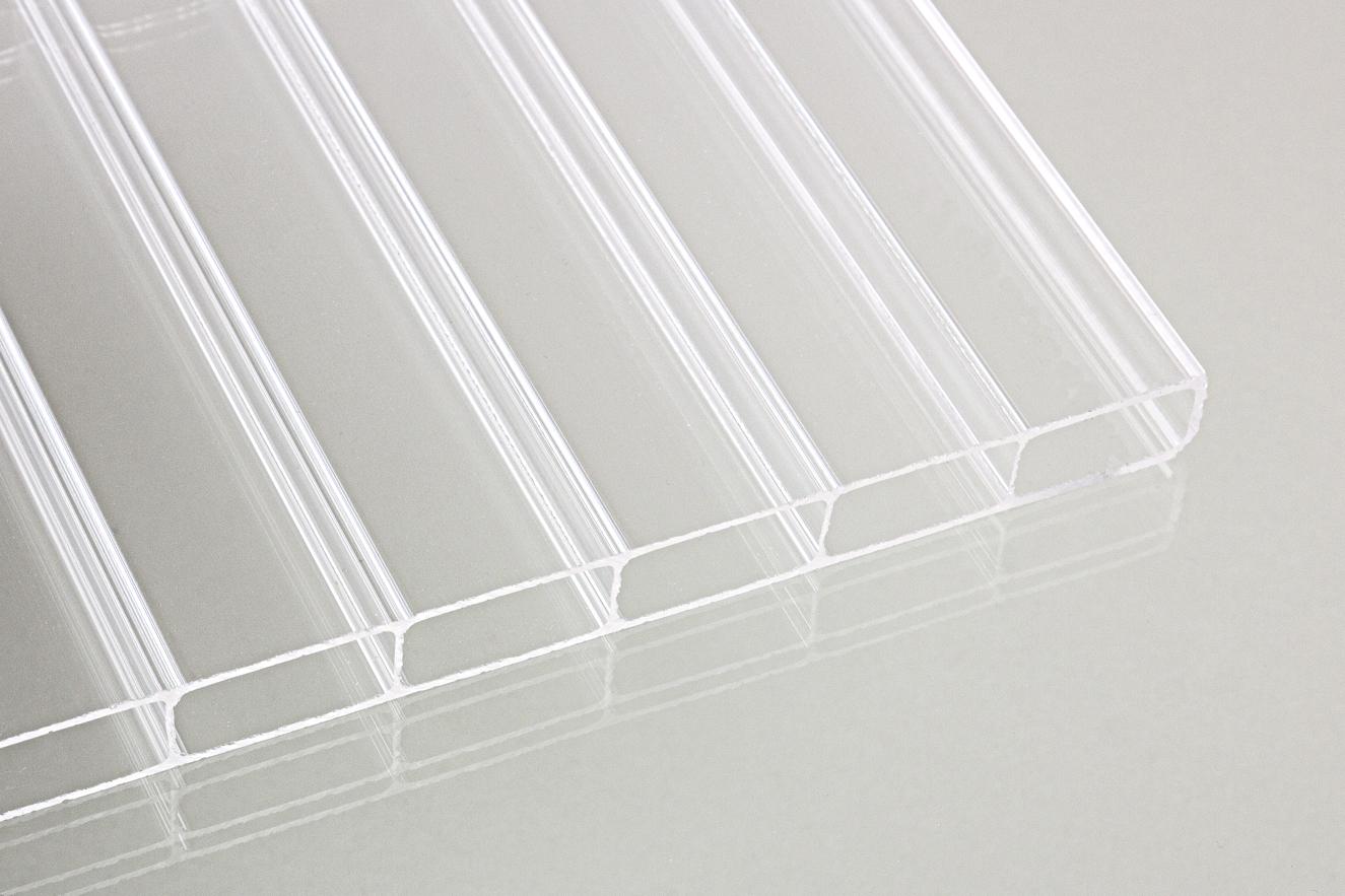 Stegdoppelplatte - Acrylglas TOP-Qualität 16mm