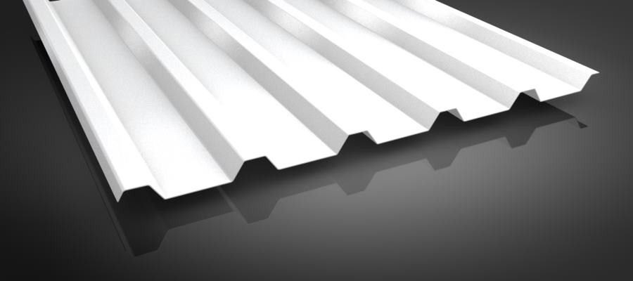 trapezblech stahlblech soposten hohes profil 35 207. Black Bedroom Furniture Sets. Home Design Ideas