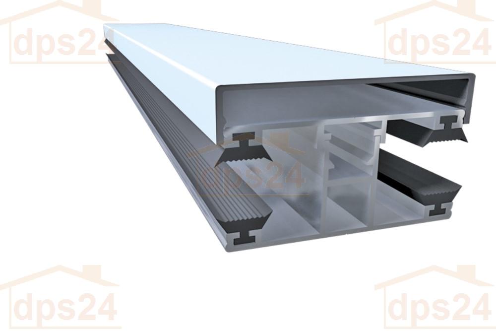 aluminium verlegeprofil duo. Black Bedroom Furniture Sets. Home Design Ideas