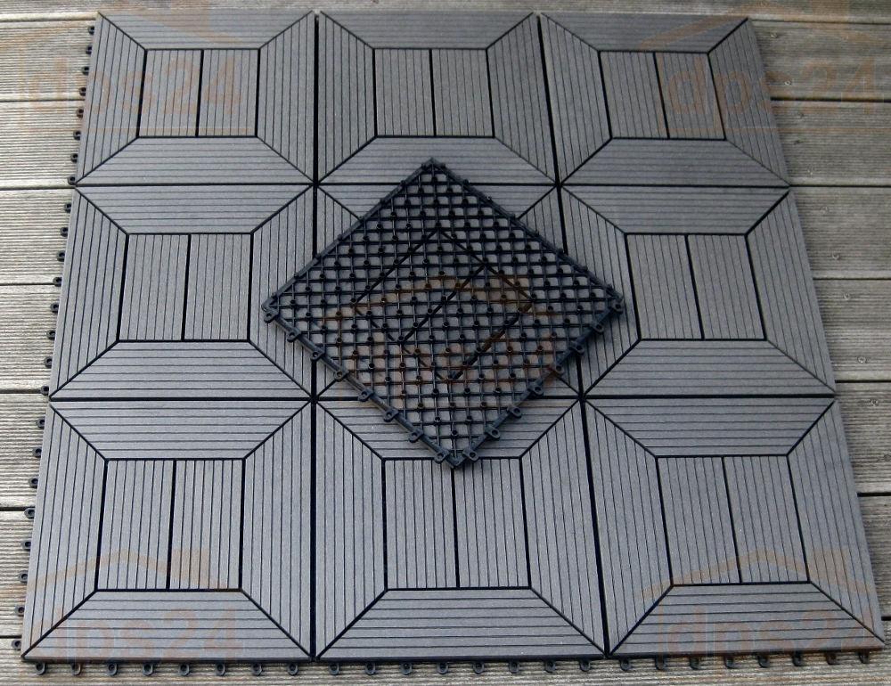 holzfliese wpc holz modulares klicksystem saunaboden. Black Bedroom Furniture Sets. Home Design Ideas